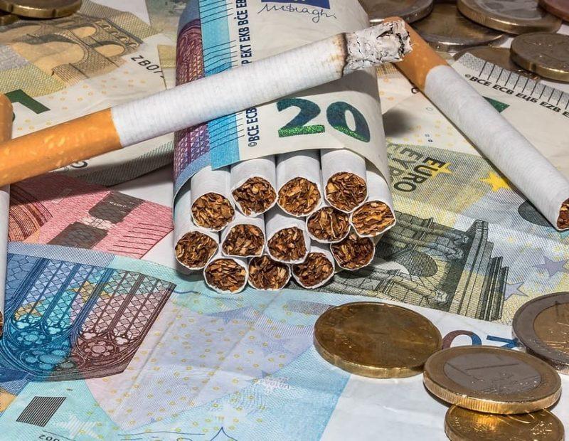 La cigarette à 70 000 euros comment faire des economies - Hypnose thonon